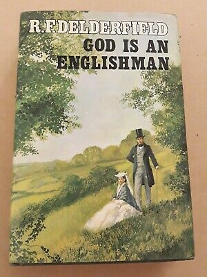 GOD IS AN ENGLISHMAN By R. F. Delderfield HB 1970 1st Edition In Unclipped DJ • 3.99£