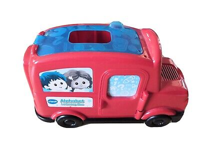 VTech Alphabet Learning Bus (RRP £25); Used But Excellent Condition • 5£