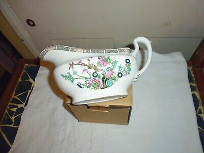 Vintage Gravy Boat, Sampson Bridgwood. Ironstone. Made In England • 5£