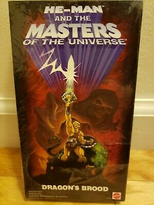 $4.74 • Buy He Man And The Masters Of The Universe: Dragon's Brood (2002, VHS) NEW SEALED