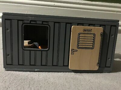 Pintoy Construction Wooden Office • 10£