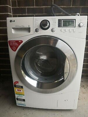 AU200 • Buy LG  Front Loader Washing Machine. Inverter Direct Drive 10kg WD1406006