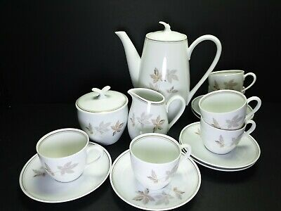 Noritake Japan Coffee Tea Set • 35£