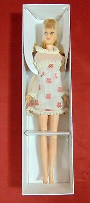 $ CDN32.43 • Buy Vintage 1965 Barbie Doll Straight Body Blonde Hair Brown Eyes Francie W/ Outfit