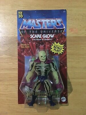 $40 • Buy Masters Of The Universe Origins Scare Glow ***In Hand And Ready To Ship***
