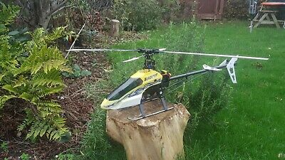 Rc Helicopter , E-Flite , Carbon Blade 400 3D BNF. • 100£