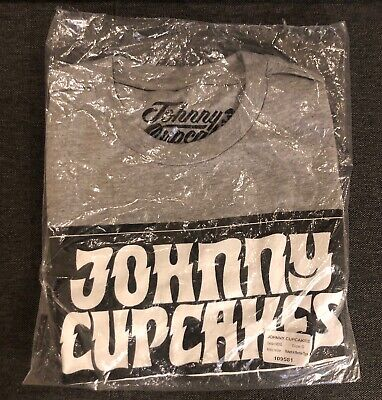 £29.99 • Buy Super Rare Johnny Cupcakes - Baked In Boston 109581- T Shirt - Small Guys - New