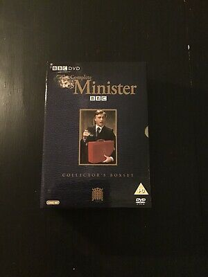 Yes Prime Minister Box Set • 2.50£
