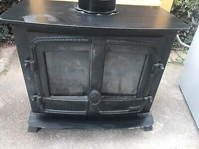 Gas Log Burning Stove • 50£