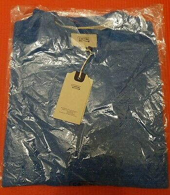 £28.99 • Buy Camel Active Men Jumper Blue V Neck Size L Brand New With Tags In Packaging Xmas