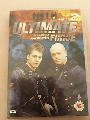Ultimate Force: Series 2 DVD 2002 • 0.99£
