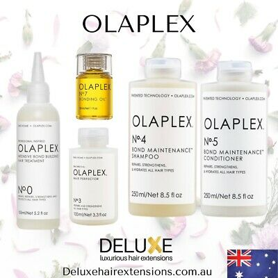 AU210 • Buy Olaplex No0 No3 No4 No5 No7 Wholesale Range Australian Stock Free Shipping
