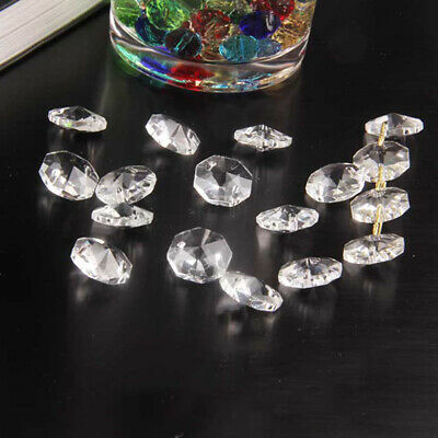 £4.66 • Buy Crystal Bead Glass Droplets Stores Replacement Parts Chandelier Creative