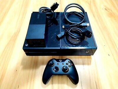 AU142.50 • Buy Xbox One 500gb, Wireless Controller With 2 Games Dvd