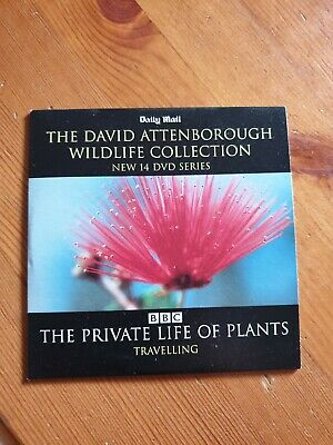Daily Mail David Attenborough Wildlife Collection - The Private Life Of Plants  • 1.95£