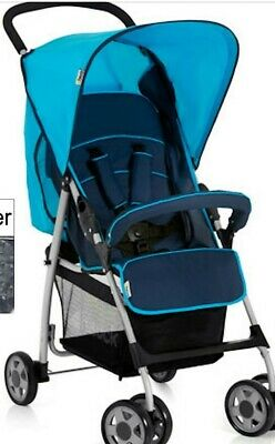 Hauck Pushchair And Rain Cover VGC • 40£