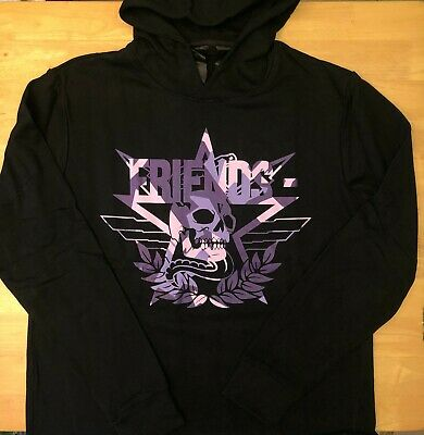 £223.10 • Buy Vlone X Call Of Duty COD Purple / Black Hoodie Size L - Ships Immediately