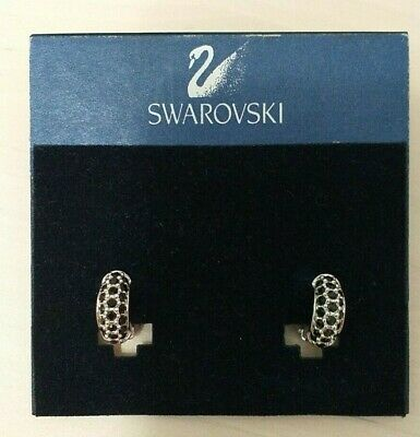 Genuine Swarovski Earrings ~ Clip On ~ Never Worn  ~ Costume Jewelry  • 12.99£