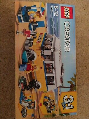 LEGO: Creator - 3in1 Sunshine Surfer Van Set (31079) • 4£