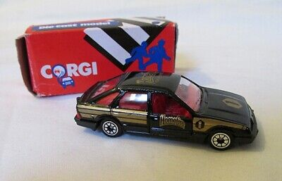 Corgi Toys / Bp Gifts - 4 Model Cars With Boxes. • 6.50£