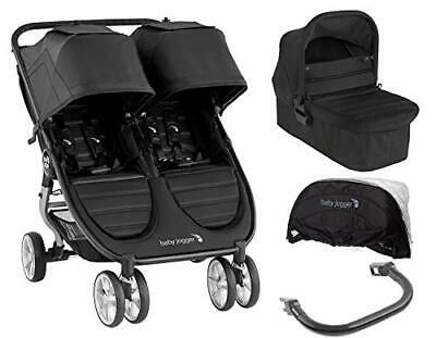 Baby Jogger City Mini 2 Double Lightweight Pushchair | With Infant Carrycot, • 906.99£