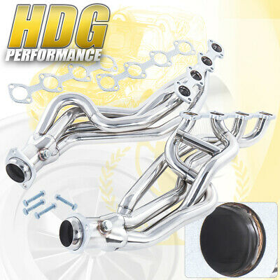 $164.50 • Buy Racing S/S Long Tube Performance Header For 1996-2004 Ford Mustang Gt 4.6L V8