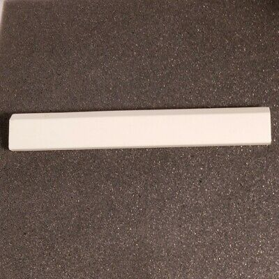 8  IKEA White Wooden Square Drawer Pull Handle Modern • 7.40£