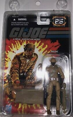 $ CDN75.18 • Buy GI JOE 25th ANNIVERSARY Medic- Doc MAIL ORDER EXCLUSIVE BRAND NEW FACTORY SEALED