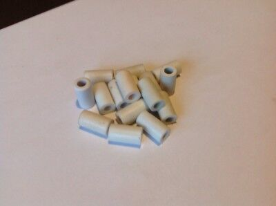 40 Pack Of M4 Nylon Plastic Spacers 8mm OD, 20mm Long • 3.50£