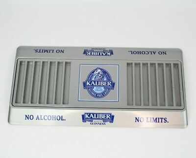 £29.99 • Buy Vintage KALIBER Alcohol Free Lager Brewed By Guinness Plastic Bar Drip Tray Rare