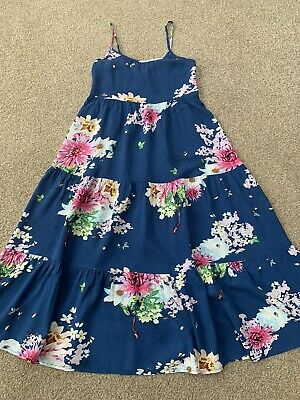 Girls Floral Dress From Yumi Girl In Size 9-10 Years • 4£