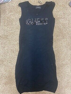 Guess, Black Women's Sequin Dress, Size Small - Used • 20£