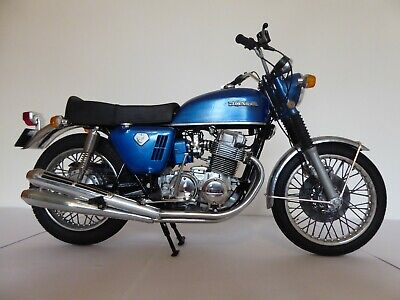 Tamiya 1:6 Scale Honda CB760 Four - Completed Model • 24£