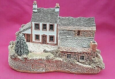 Yew Tree Farm By Lilliput Lane. Immaculate. The Home Of David Tate. • 6.75£