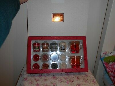 Yankee Candle Large Gift Set, Votive Holders, Candles, Tealights - NEW • 5.19£