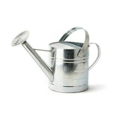 AU35.20 • Buy Holman 9L Galvanised Watering Can Two Handles Durable Even Distribution Balance