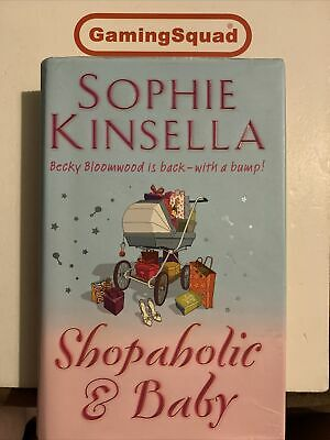 £4.90 • Buy Shopaholic And Baby, Sophie Kinsella HB Book, Supplied By Gaming Squad