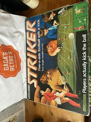 Super Striker Vintage 1970's Football Board Game- Parker Brothers • 50£