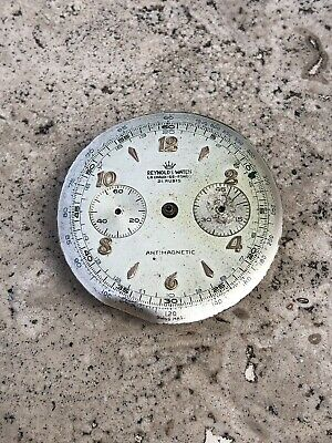 $ CDN303.01 • Buy Chronograph Movement Valjoux 92 Running For Parts Repair Vintage Watch