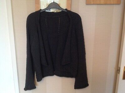Hand Knitted Cardigan 14/16 • 12£