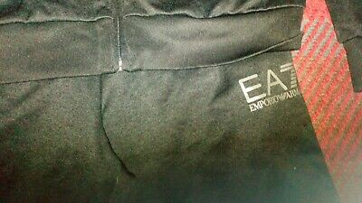 Emporio Armani Full Mens Grey Tracksuit Size Xs • 39£