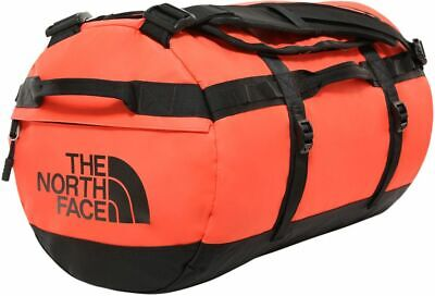 THE NORTH FACE Base Camp Duffel T93ETOSH9 Imperméable Sac De Voyage 50L Taille S • 100.81£