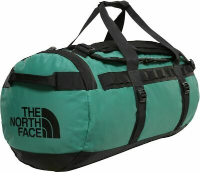 THE NORTH FACE Base Camp Duffel T93ETPS9W Waterproof Travel Bag 71 L Size M New • 121.99£