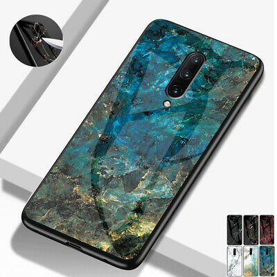 AU14.56 • Buy For OnePlus Nord100 6 7 8T 8Pro Shockproof Tempered Glass Hybrid Back Case Cover