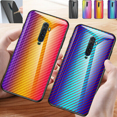 AU14.89 • Buy For OPPO Reno Z/2Z R17 A9 AX7 Shockproof Tempered Glass Hybrid Hard Case Cover