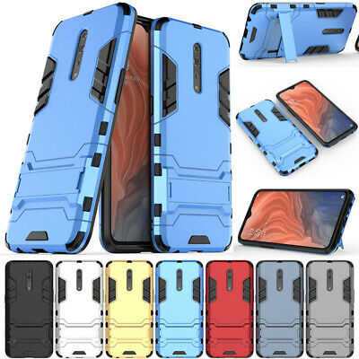 AU14.58 • Buy For OPPO RenoZ AX5 R11 R17 A9 Heavy Duty Armor Protective Rugged Back Case Cover