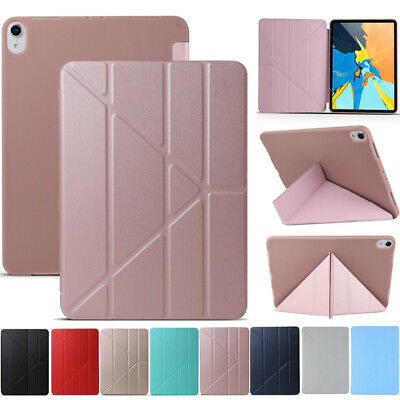 AU21.89 • Buy For IPad 5/6/7th Gen Air Smart Magnetic Flip Leather Shockproof Stand Case Cover
