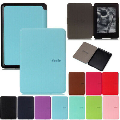 AU15.89 • Buy For Amazon Kindle Paperwhite 1 2 3 Smart Magnetic Leather Ultra Slim Case Cover