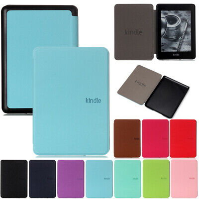AU16.89 • Buy For New Kindle Paperwhite 2018 6  10th Gen Smart Leather Ultra Slim Case Cover