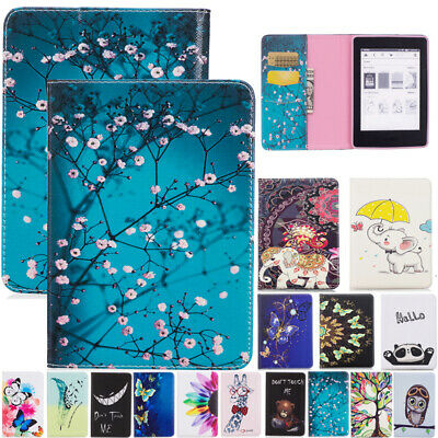 AU17.89 • Buy For All-New Kindle Paperwhite 2018 6  10th Gen Case Smart Painted Leather Cover